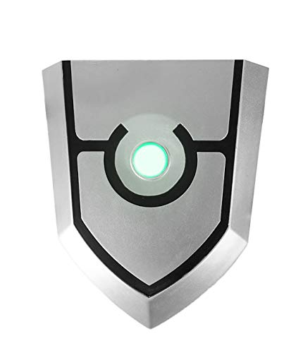 The Rising Of The Shield Hero Naofumi Iwatani Shield Cosplay Props Light LED Shield Costume Accessories Mens