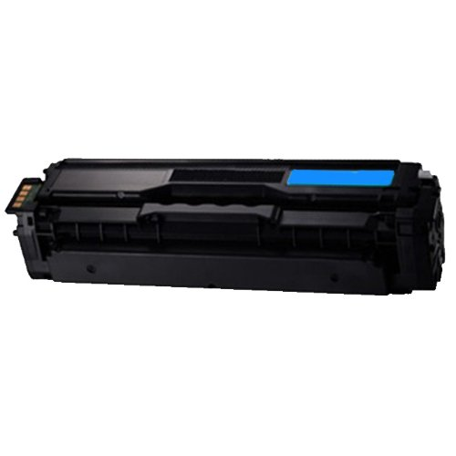 Shop 247 Compatible Toner Cartridge Replacement for Samsung CLT-C504S Cyan toner cartridges replacement for Samsung Xpress SL-C1860FW,SL-C1810W,CLX-4195FN, CLX-4195FW, CLP-415NW color laser printers