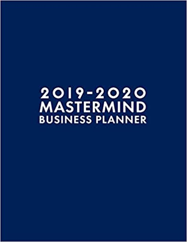 List Of Federal Holidays 2020.Amazon Com 2019 2020 18 Month Planner July 2019 December