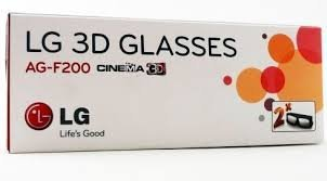sharp 3d glasses aquos - 8