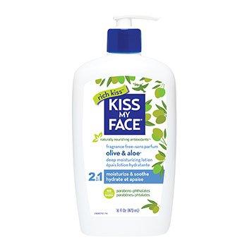 Kiss My Face Face Moisturizer - 6