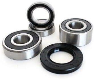 Front and//or Rear Wheel Bearings and Seal Kit for Honda and Suzuki-Boss Bearing
