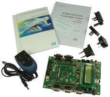 STMICROELECTRONICS STM8/128-EVAL STM8S, CAN, I2C, SPI, IRDA I/F, EVALUATION BOARD