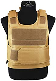 ThreeH Outdoor Protective Tactical Vest Military Training Gilet Equipment Adjustable Sports Vest