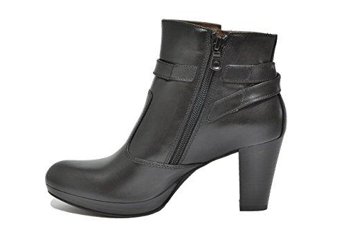Nero Giardini Polacchini scarpe donna nero 9111 A719111D