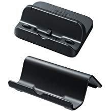Wii U GamePad Stand/Cradle Set - Black