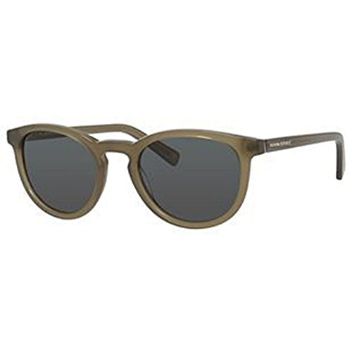 Banana Republic Men's Johnny Sunglasses, Black, Dark Gray Gradient, 51