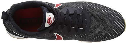 001 petrolio grigio Nike Scarpe multicolori cannone uomo allenamento rosso Runner Md da Mesh da università Eng 2 qqaw1p
