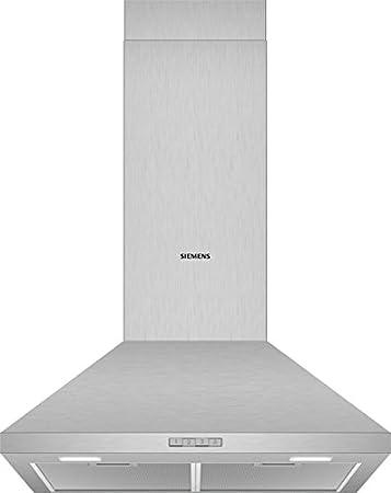 Siemens iQ100 LC64PBC50 - Campana (360 m³/h, Canalizado, E, A, C ...
