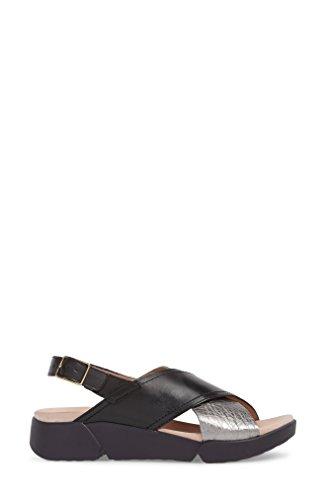 [ワンダーズ] レディース サンダル Wonders Platform Wedge Sandal (Women) [並行輸入品]