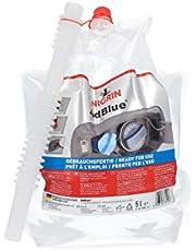 Nigrin 73999 AdBlue zeer zuivere ureumoplossing, gebruiksklaar met vulhulp schenktuit, voor dieselvoertuigen, met SCR-technologie, 5 liter