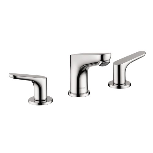 Hansgrohe 4369000 Focus E Widespread Faucet, Chrome