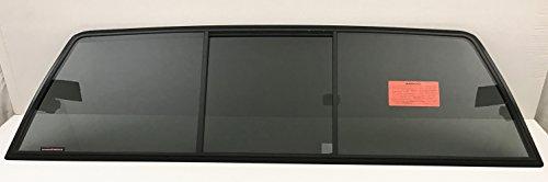 (NAGD Fits 1988-2000 GMC & Chevrolet Pickup (C1500 C2500 C3500 K1500 K2500 K3500) Rear Sliding Window Glass Back Slider)