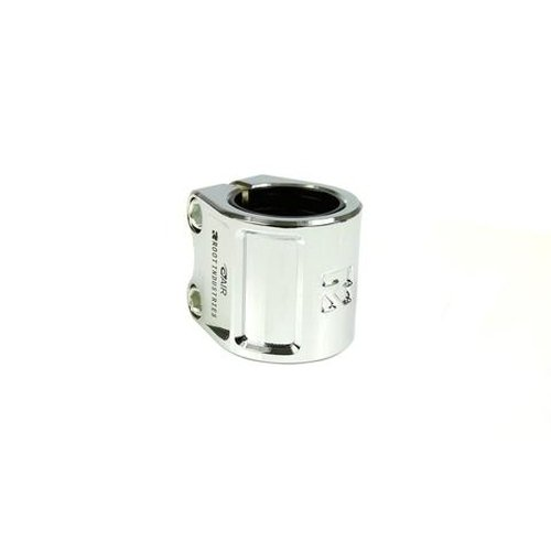Root Industries Air Double Clamp Chrome (Quad Scooter Clamps Oversized)
