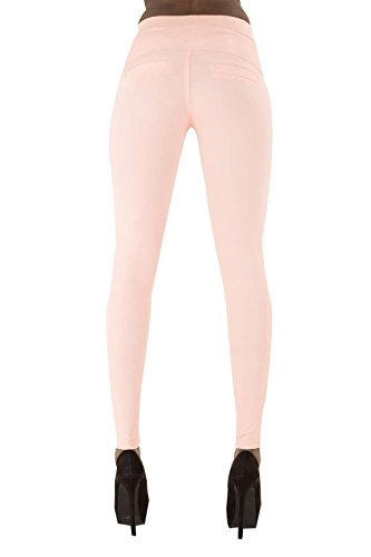 LustyChic - Pantalón - para mujer Rosa
