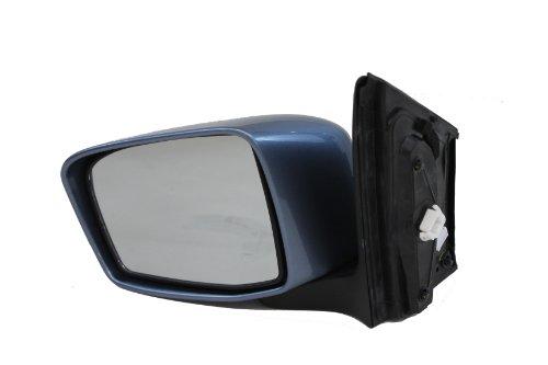 Mirror Left Door Assembly (Genuine Honda Parts 76250-SHJ-A43ZB Honda Odyssey Left Side Ocean Mist Metallic Heated Door Mirror Assembly)