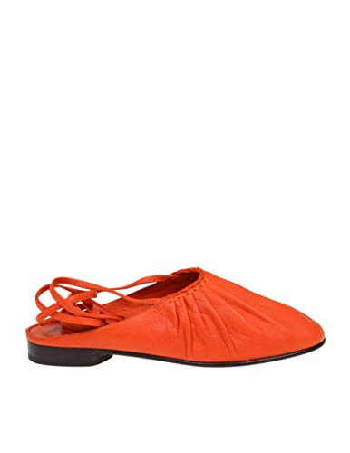 Phillip 3 1 Cuero Mujer Shs9t588nsfcr620 Bailarinas Lim Naranja 17C7qw