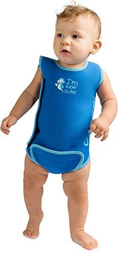 Cressi Baby Warmer, Blue, Small (6/12 m)