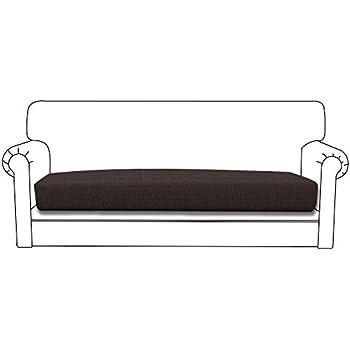 Amazon.com: E-Solem - Funda de sofá de terciopelo moderno ...