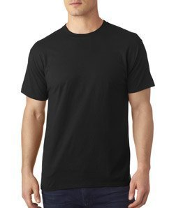 - Hanes Men's X-Temp Crewneck Short-Sleeve T-Shirt (Large), Black