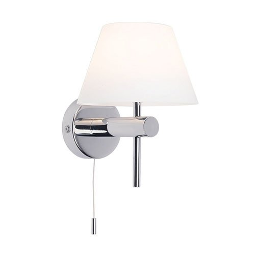 Astro 0434 roma switched bathroom wall light chrome astro amazon astro 0434 roma switched bathroom wall light chrome audiocablefo