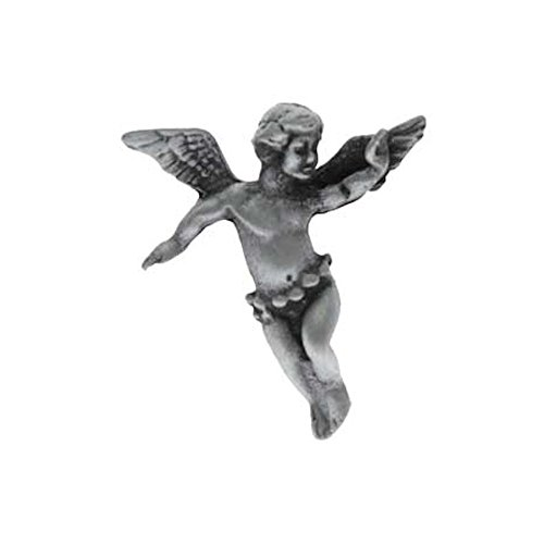 Male or Boy Flying Angel Lapel Pin Man Protect Me,Pack of 6 (Flying Angel Pin)