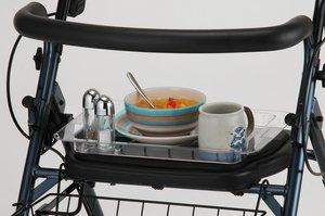Walker Tray Food Plastic - Nova 4000T