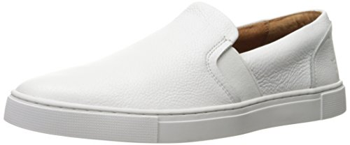 FRYE Women's Ivy Slip Fashion Sneaker White