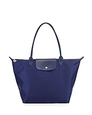 Longchamp Le Pliage Neo Large Tote in Blue