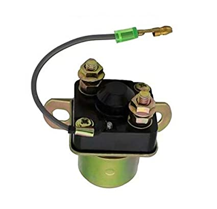 Amazon com: High Performance Starter Solenoid Relay Fits