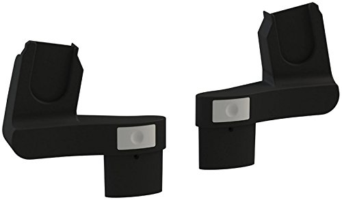 Multi Car Seat Adapter - Joolz Geo2 Upper Car Seat Adapter, Black