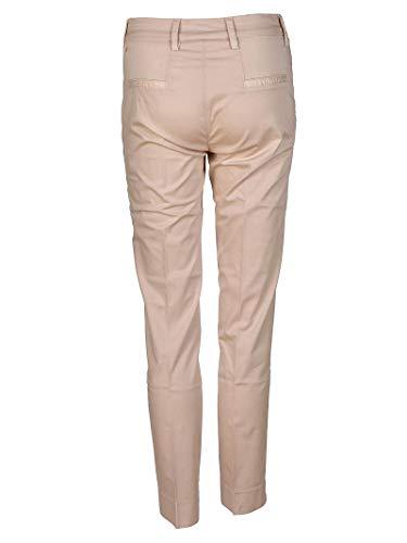 Rose Pantalon Femme Hash Coton Ps222025ls1218 Re BxU6vqx