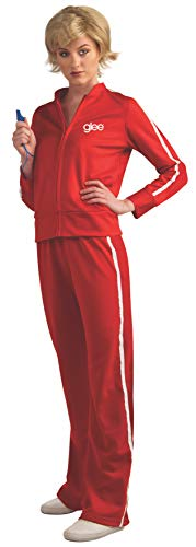 Glee Sue's Red Track Suit Teen Costume,