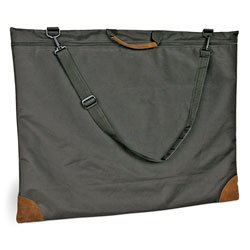 Nasco Canvas Portfolio with Leather - 24