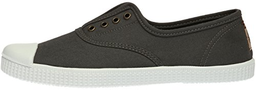 Paperplanes - 1350 Casual Low Top Schuhe Damen Canvas Sneaker 1351-Dark Gray
