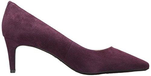 Purple Soho9x9 Dark Damen Suede Nine Velousleder WestSOHO9X9 Suede nqZFY66fw