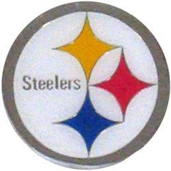 Wincraft NFL Pittsburgh Steelers Logo Lapel - Helmet Pin Pittsburgh Steelers