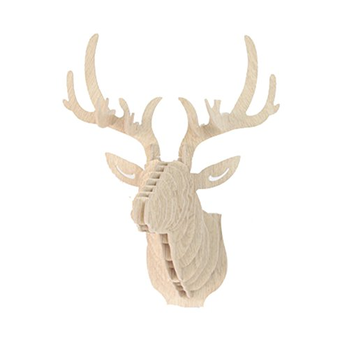 deer heads - 6