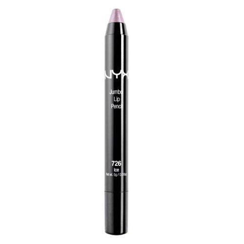 NYX Cosmetics Jumbo Lip Pencil PACK OF 6 Color: (#726-Ice)