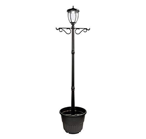 Nature Power Solar Lamp Post in US - 7