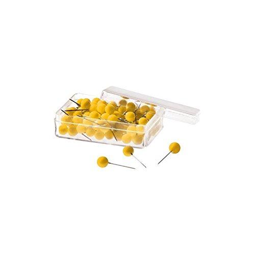 aus geh/ärtetem Edelstahl gelb magnetoplan 111165002 Pinnadeln