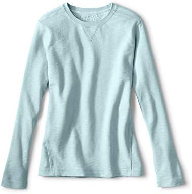 Orvis Women`s Sunwashed Crewneck Sweatshirt