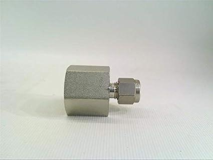 Tubo Od en. 3//8 X 1//4 en conector macho Nuevo Swagelok SS-600-1-4 adaptador del tubo