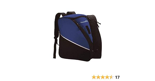 Transpack Alpine Jr Boot Backpack Black OS