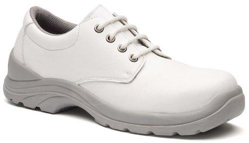 De com 04195 Acier Clogs Of Blanc Lacet Toffeln World À Chaussures Sécurité Embout Lite 1gx7qw