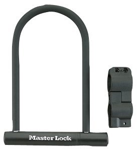 the best master lock all terrain extra wide u lock with disc key qty 4 office. Black Bedroom Furniture Sets. Home Design Ideas