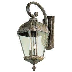 Trans Globe Lighting 5151 BRT Outdoor Covington 27