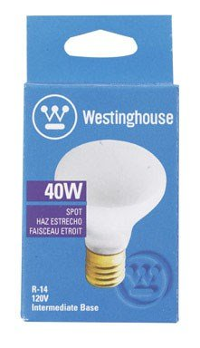 Westinghouse R14 Reflector Spotlight Bulb 40 W 185 Lumens Intermediate 2-5/8 In. Boxed (Reflector Ace R14)