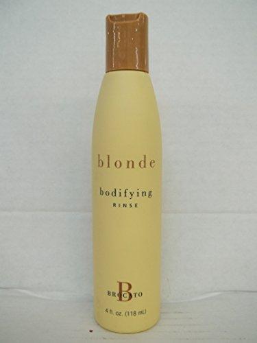 Brocato Blonde Bodifying Rinse - 4 Fl. Oz. - Bodifying Rinse