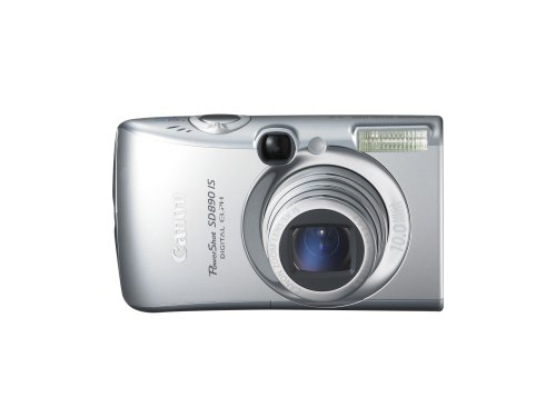 Canon PowerShot SD890IS 10MP Digital Camera with 5x Optical Image Stabilized Zoom For Sale